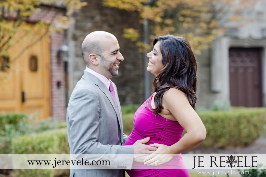 Maternity Portraits New Jersey