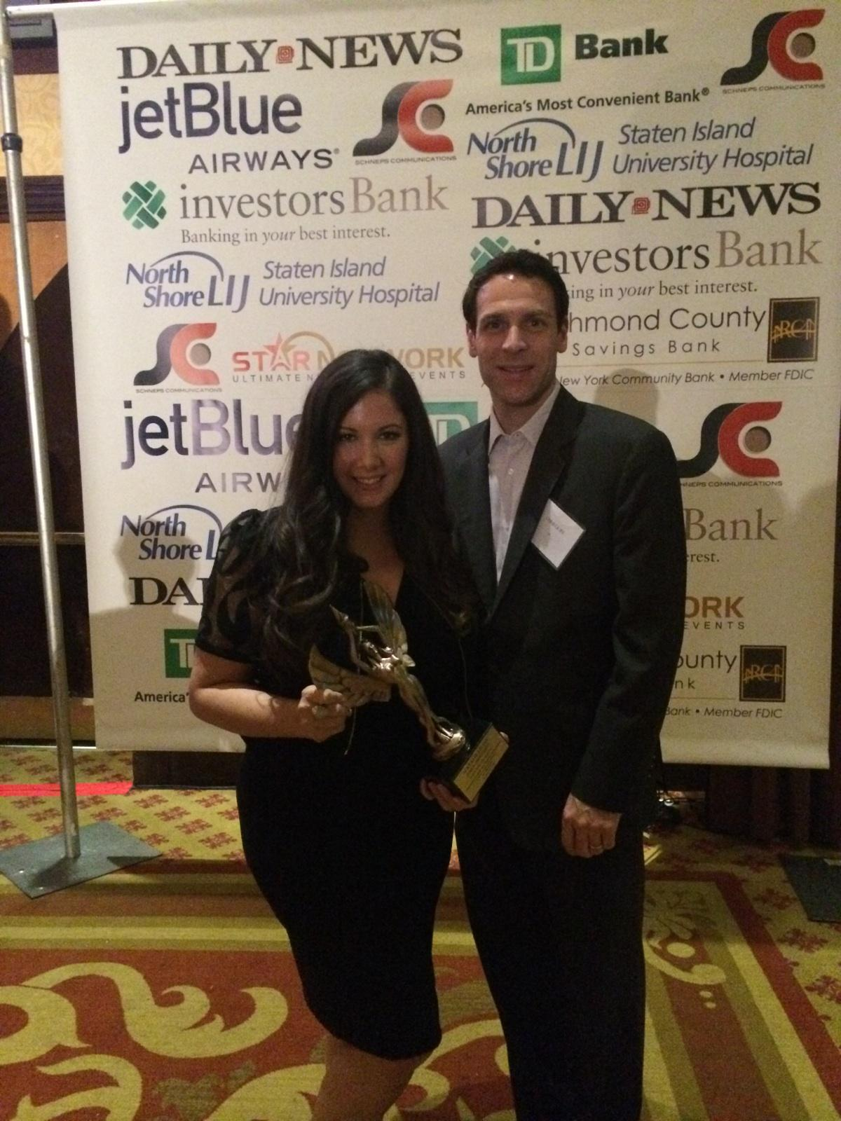 AWARDS FOR STATEN ISLAND TOP WOMEN IN BUSINESS