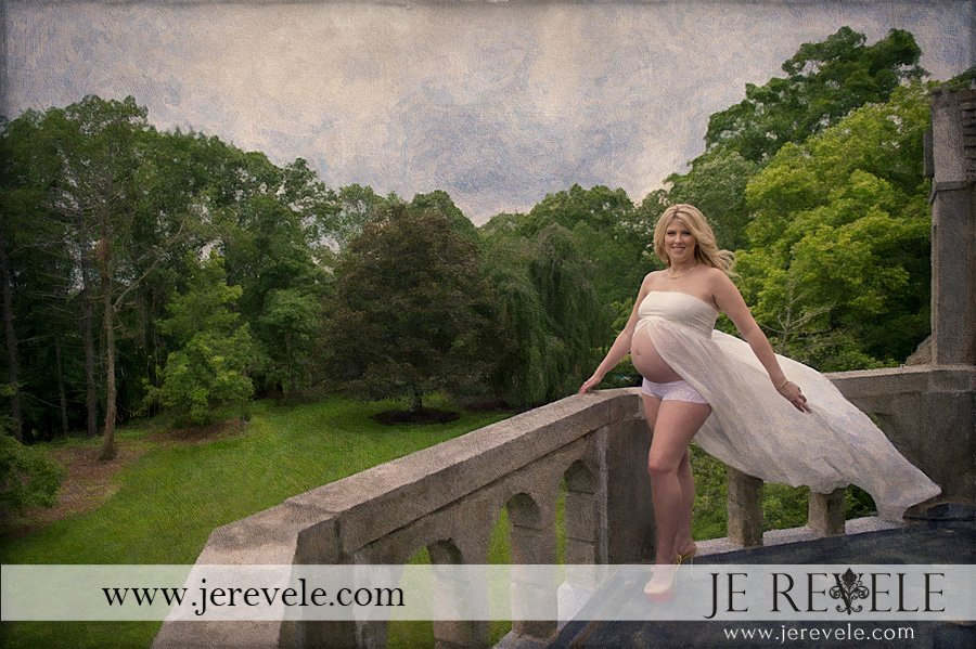 New York City Maternity Portraits